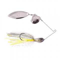 Elitelure CFS Spinnerbait Tandem Willow Colorado 7g